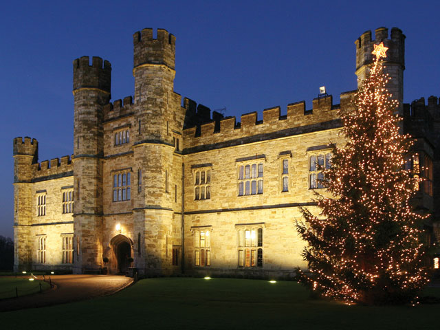 Corporate Christmas Parties in the Castle