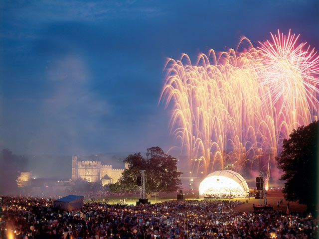 Leeds Castle Open Air Classical Concert VIP Package