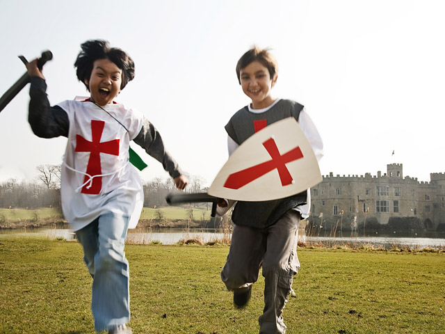 Knights Challenge for Children at Half Term