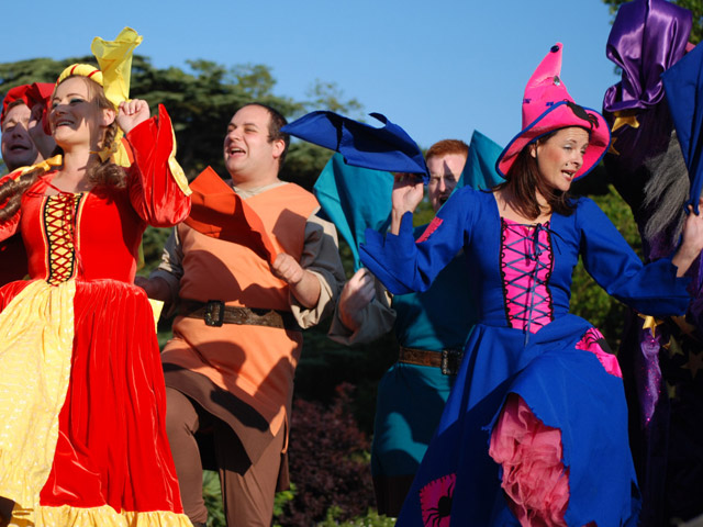 Open Air Children's Theatre: 'Robin Hood'