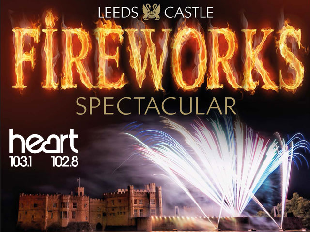 The Leeds Castle Fireworks Spectacular