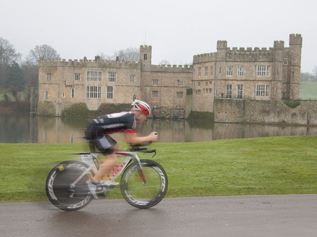 Leeds Castle Triathlon 2014
