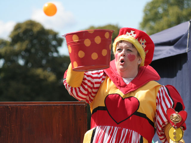 Open Air Children's Theatre: 'Alice in Wonderland'