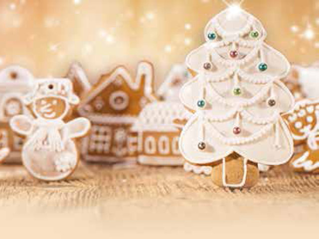 The Gingerbread Christmas at Leeds Castle