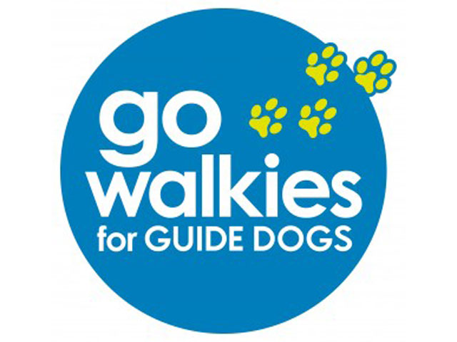 Go Walkies with the Guide Dogs