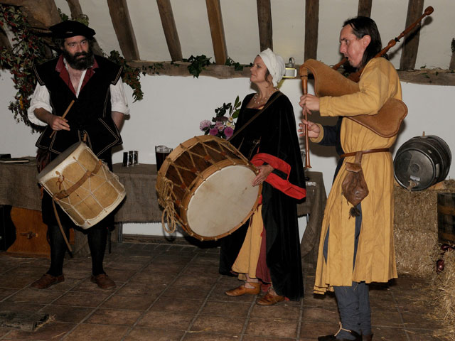 Medieval Banquet in the Fairfax Hall