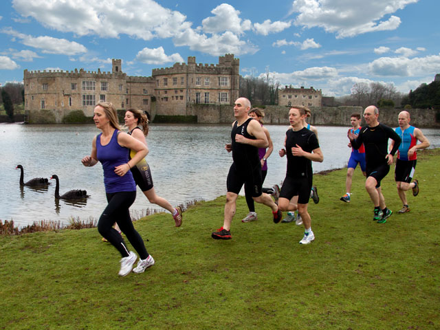 Leeds Castle Run Club