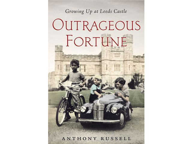 'Outrageous Fortune: Growing Up at Leeds Castle' Book Signing