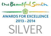 Beautiful South Silver Award