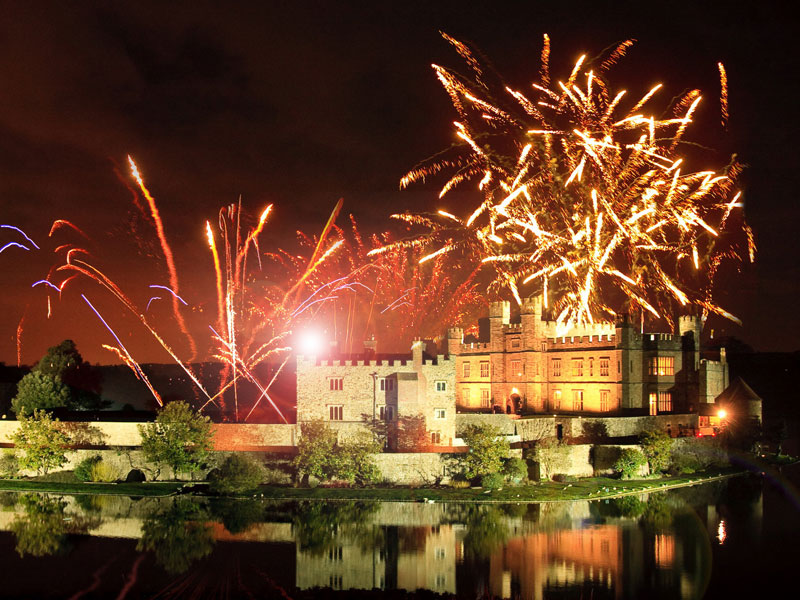 leeds castle christmas party nights kildare