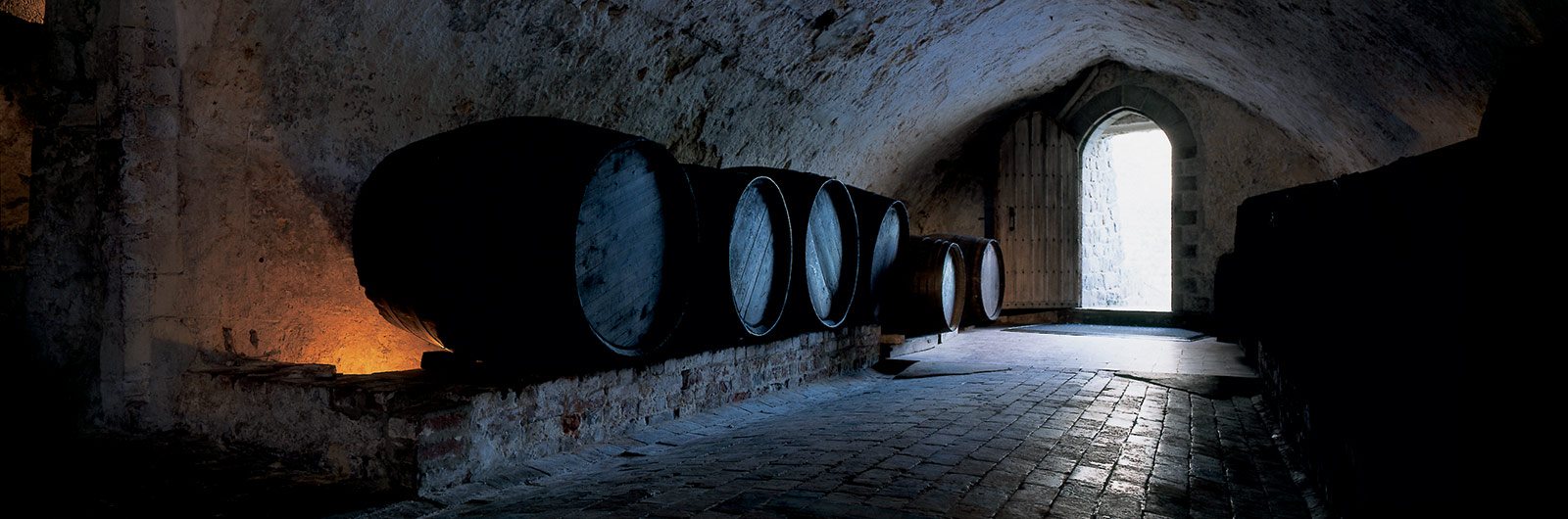 The Cellar at Leeds Castle