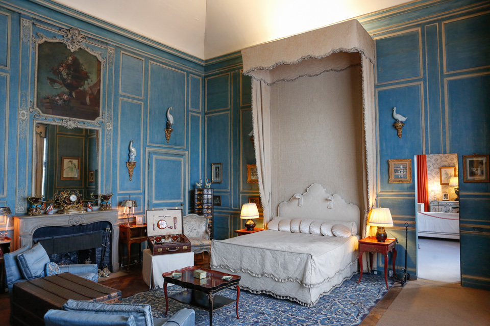 Lady Baillie Bedroom