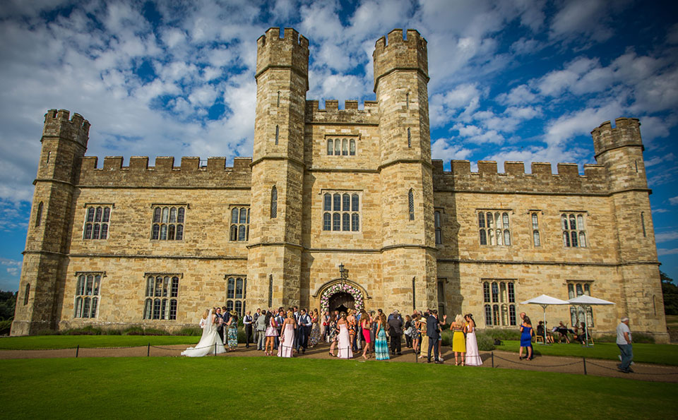 The Perfect Castle Wedding Day